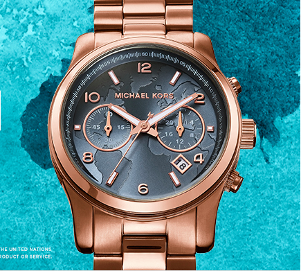 bfca95524212 Michael Kors   United Nations World Food Programme (WFP) to Help Fight  Global Hunger  WatchHungerStop — BENEW