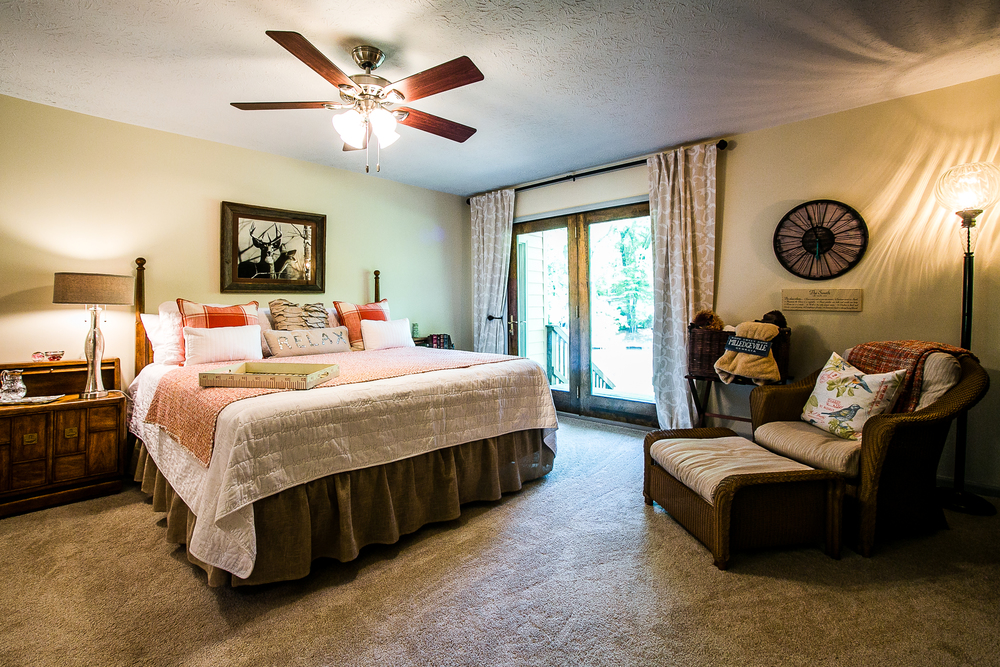 Photo courtesy of  ashahphotography   Interior decorating by Tasi Moore.