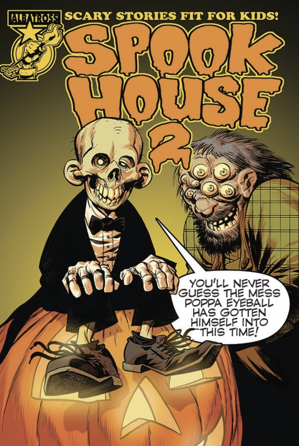 Spook House 2 #3