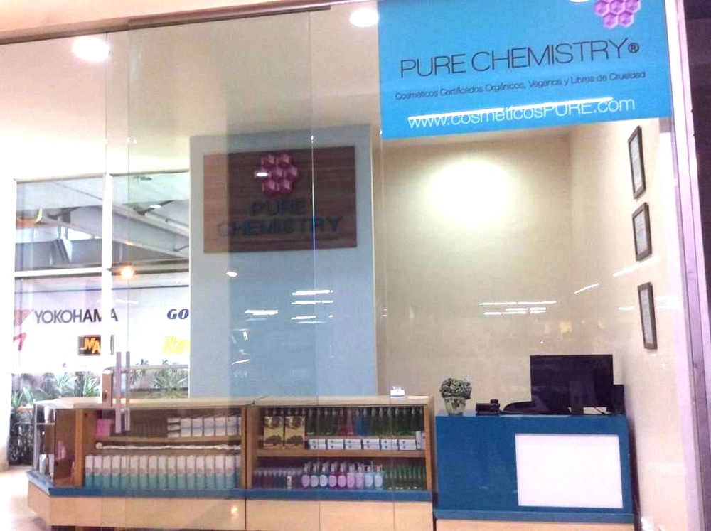 Pure Chemistry Showroom