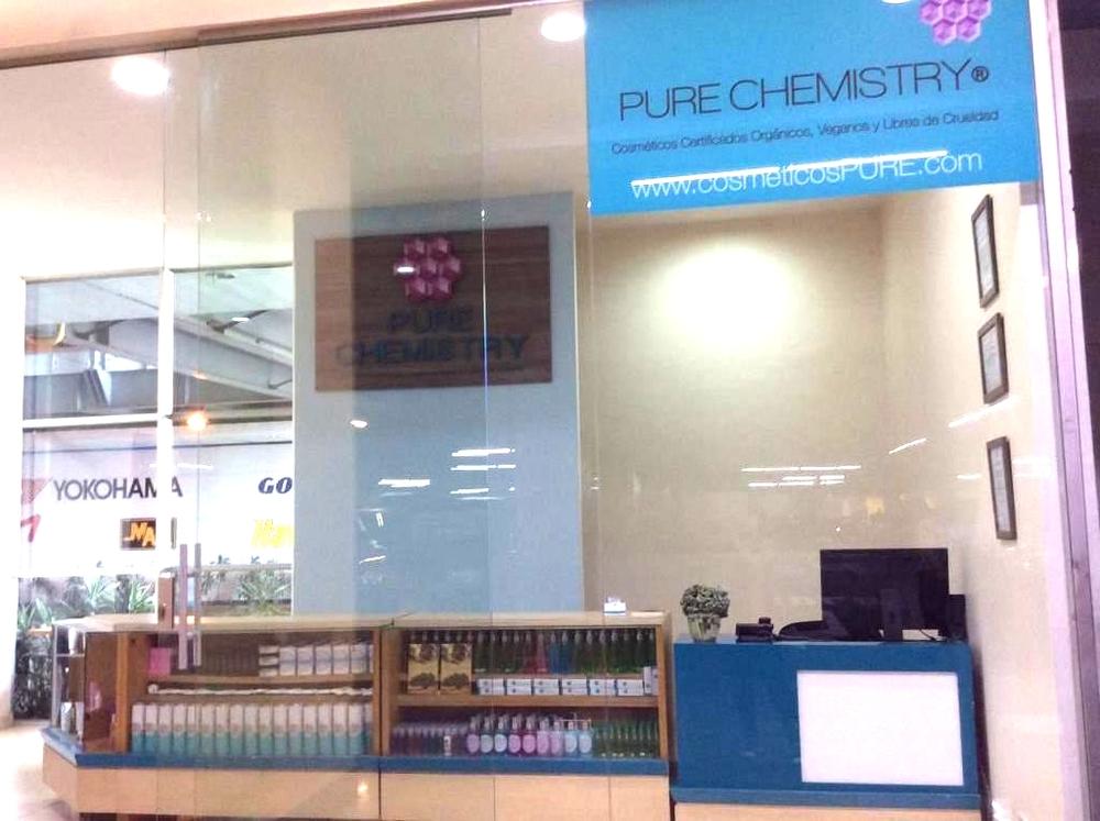 Pure Chemistry Showroom