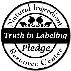 Campaña para el etiquetado verdadero de productos naturales