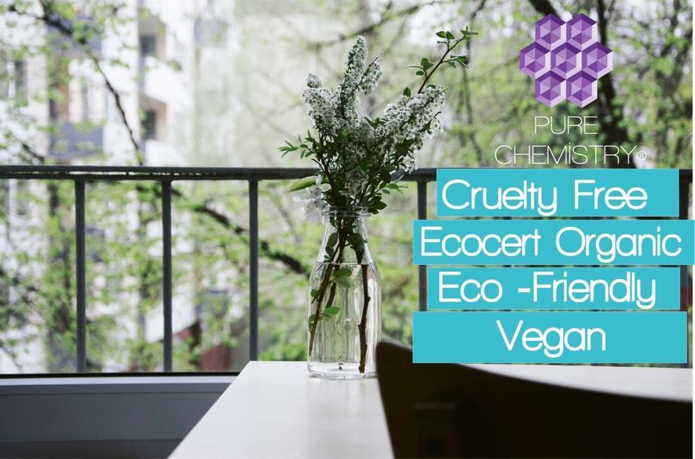 Empresa Líder en la producción y venta de cosméticos ecológicos, biológicos, naturales, orgánicos, veganos, vegetarianos y libres de crueldad.