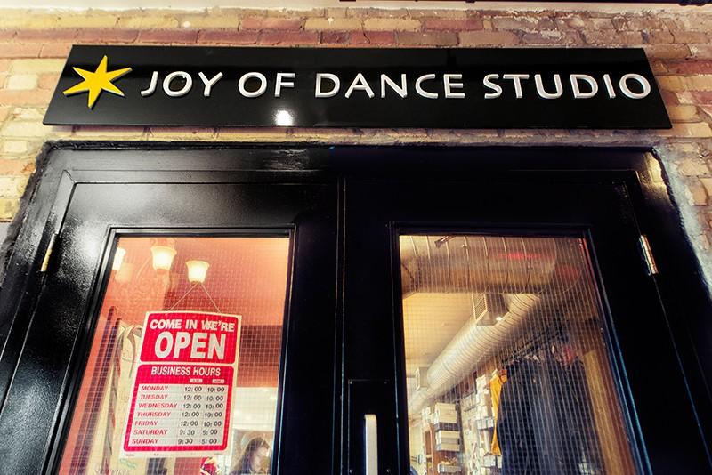 Joy of Dance Bollywood Toronto Classes