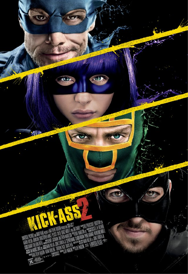 Kick-Ass 2 (2013). Director: Jeff Wadlow. Starring Aaron Taylor-Johnson, Chloë Grace Moretz.  Atlantic Pictures Production Services,New York. NYC.  Production Management  Post-Production Supervision  Casting  Budget and Schedule Preparation  Location Scouting  Negotiating union and guild agreements  Negotiating vendor agreements including production equipment, studio rentals and post-production facilities  Hiring crews and production personnel