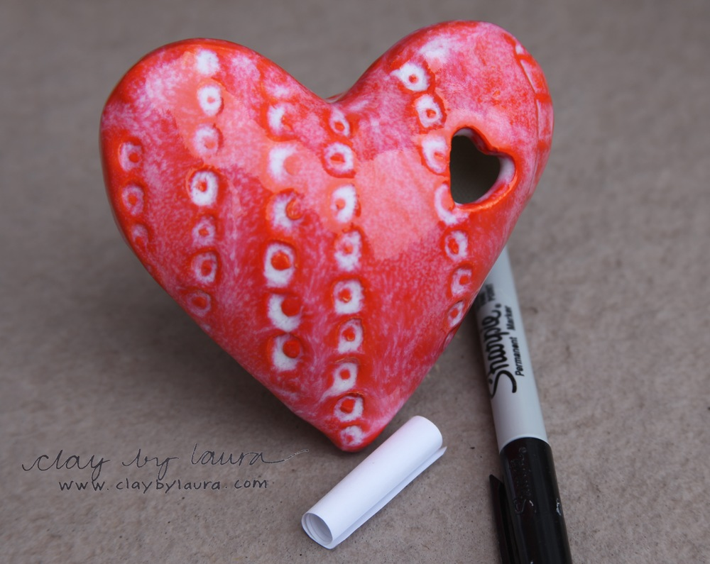 Write heartfelt messages and place them inside this loving shape to keep them safe forever. Click on the photo to see what I have in stock!