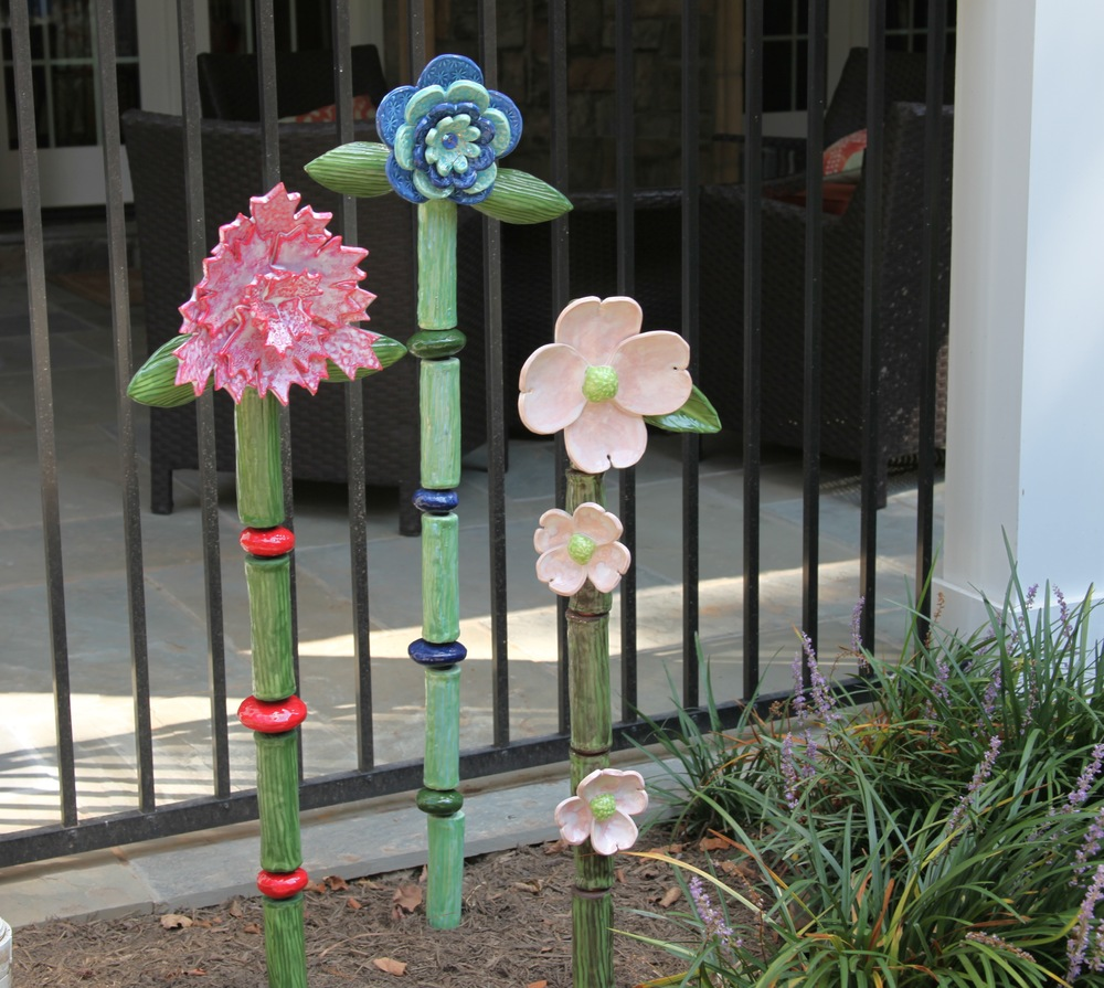 Each flower creation represents something meaningful to the owners.