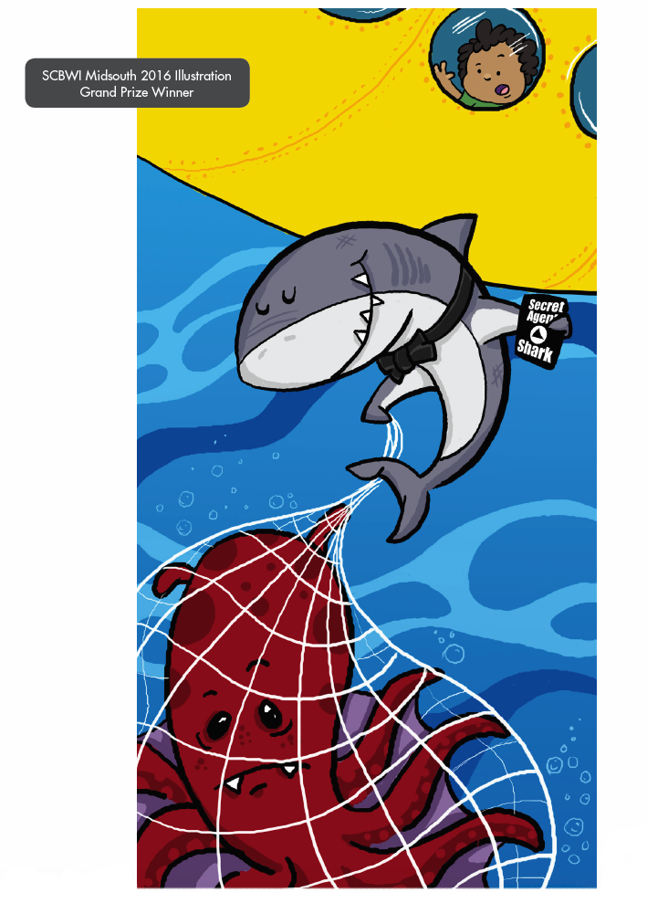 Secret Agent Shark