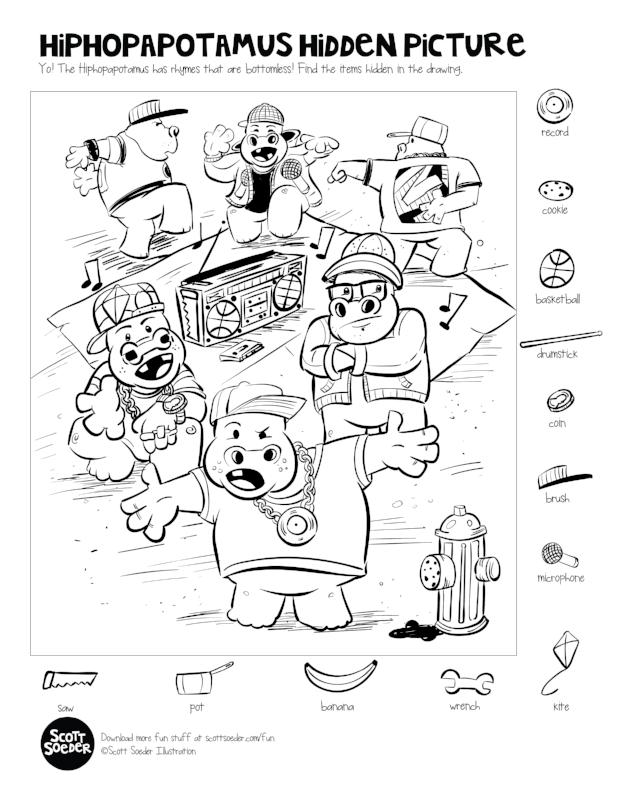100 Activity Sheets Ebook Scott Soeder Louisville Ky