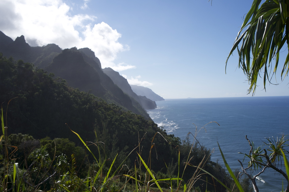 Napali Coast HI
