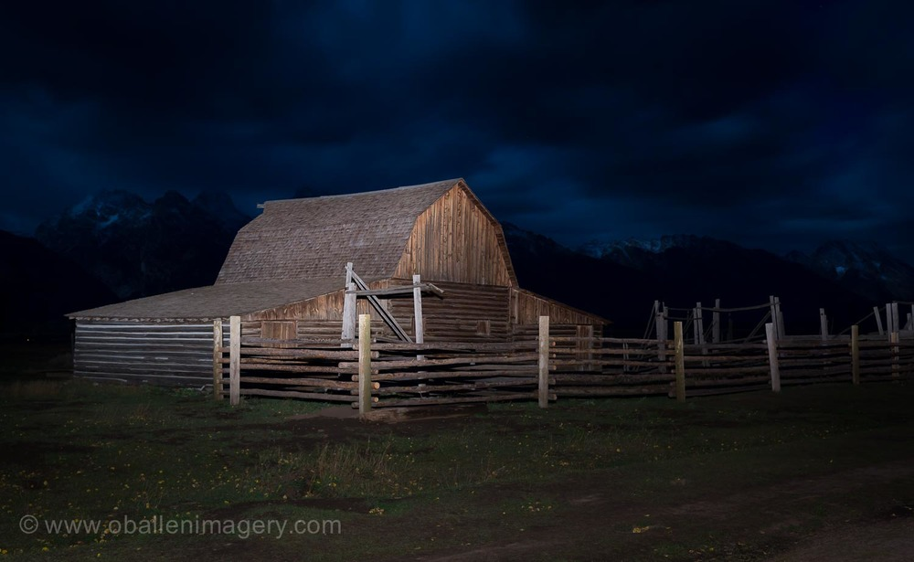 This barn had some TLC by some very nice people. They did a great job on restoring the fences and making repairs on the barn. A great big thanks goes out to all those who spent there time and efforts working on this project.