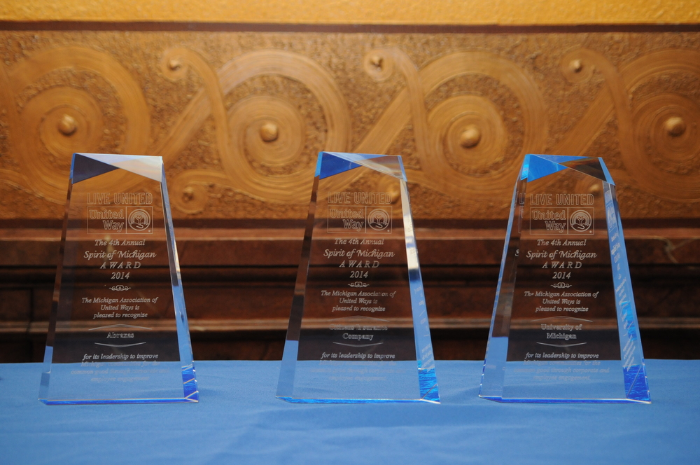 University of Michigan, Citizens Insurance Company and Abraxas Worldwide Receive Award at Capitol Ceremony