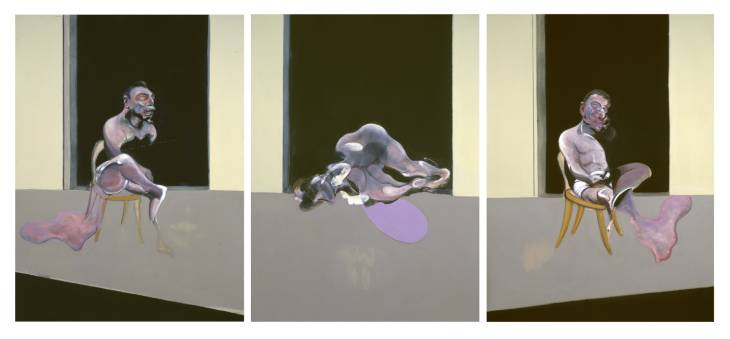 Francis Bacon   Triptych - August 1972