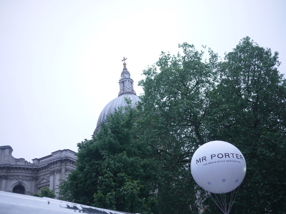View of St Pauls from the lounge