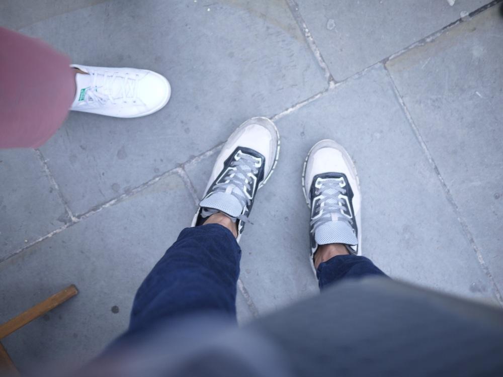 Shoe-fie! My fave Lanvins!
