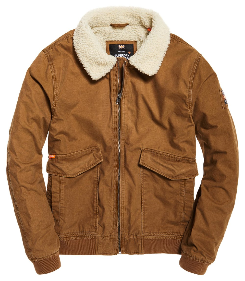 Superdry Rookie Winter Aviator Bomber Jacket £84.99 www.superdry.com.jpg