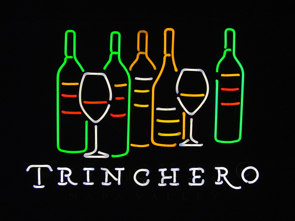 Trinchero Family Vineyards for Manhattan wine shop