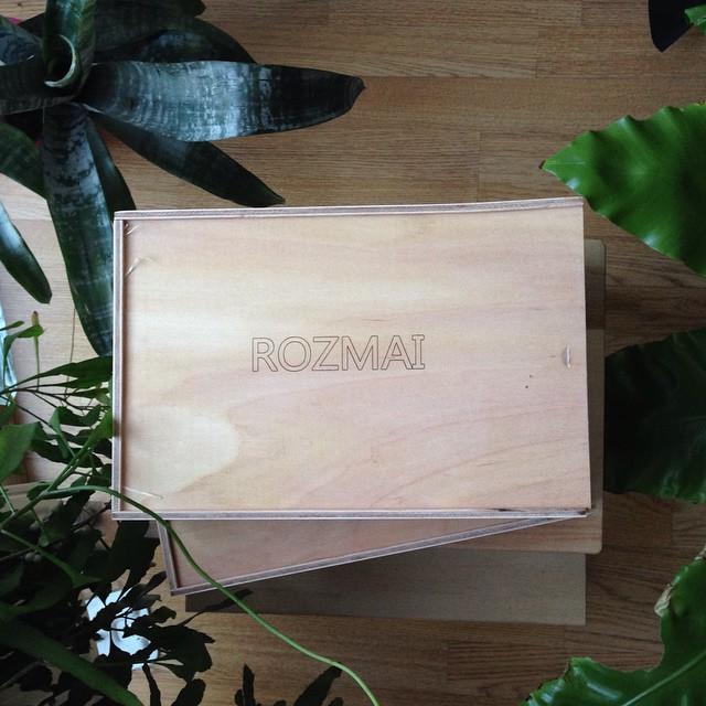 Подарочки в новый домик Rozmai. Коробочки для семян)