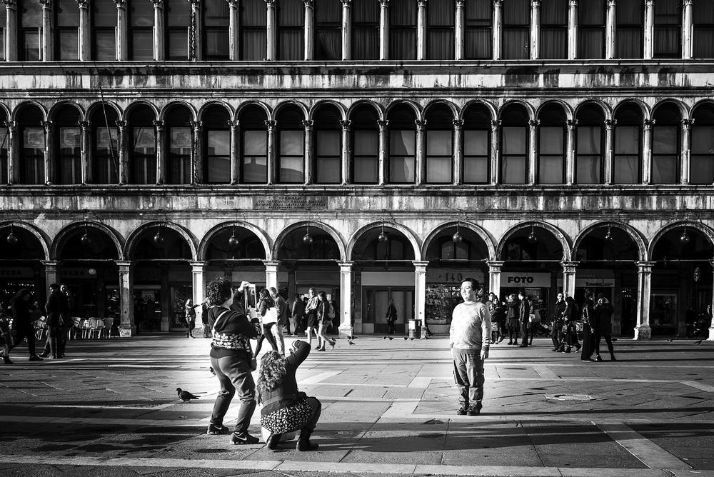 Venedig San Marco 2014 Foto: Eric Berger