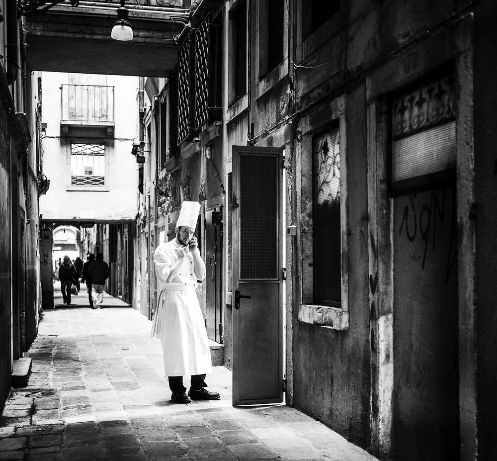 Foto by Eric Berger Venice 11/2014 San Marco Backdoor