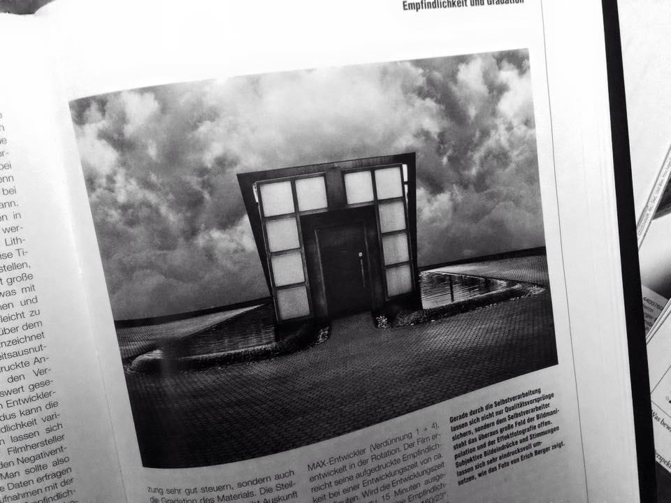 """Veröffentlicht in der """"Die analoge Fotoschule"""""""