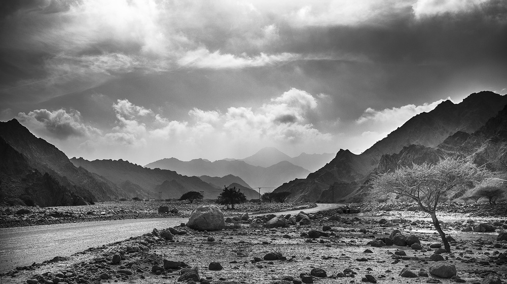 Foto by Eric Berger - Near Dibba - Northern Oman