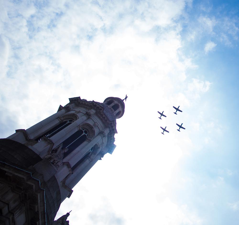Dublin - Ostersonntag 2014