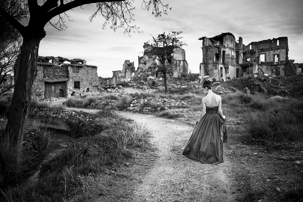 Belchite 2015 by Eric Berger