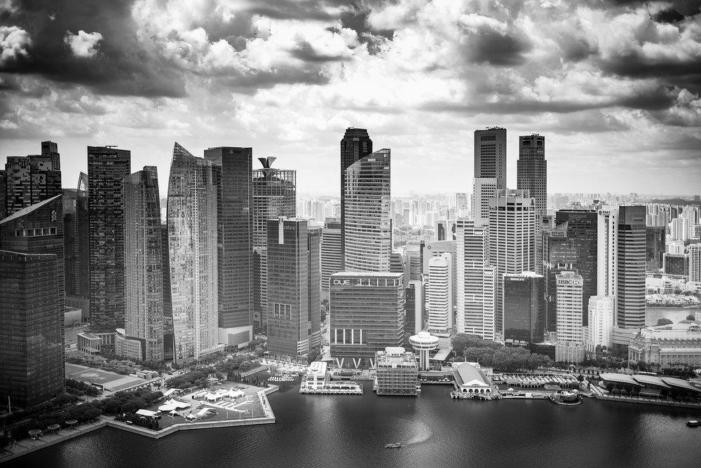 Singapur by Eric Berger