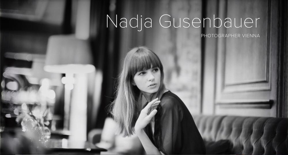 NADJA GUSENBAUER - Photographer Vienna