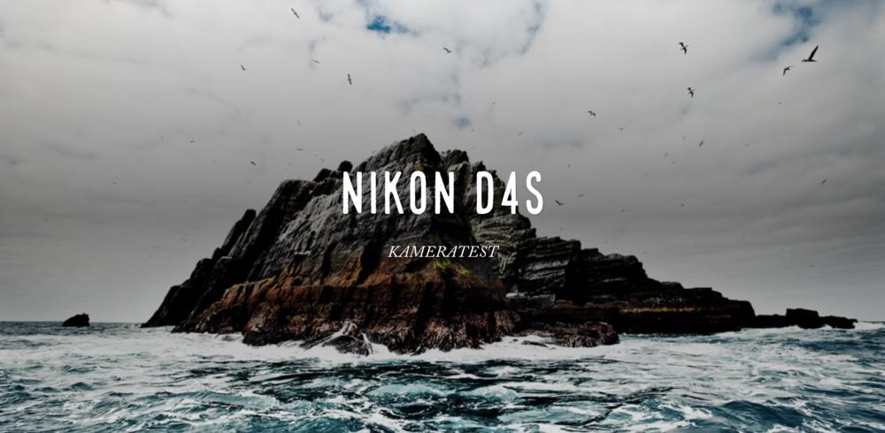 NIKON D4s - Praxistest Irland