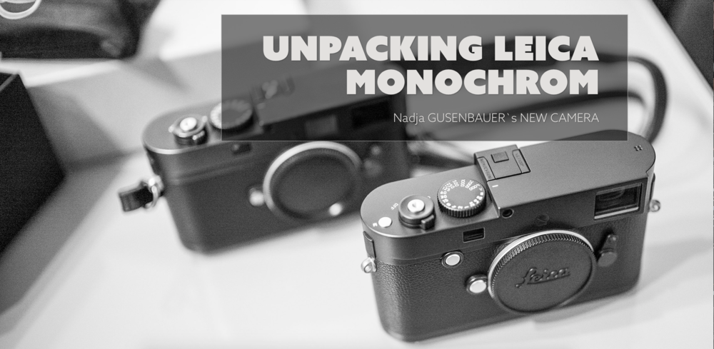 LEICA M246 - UNPACKING