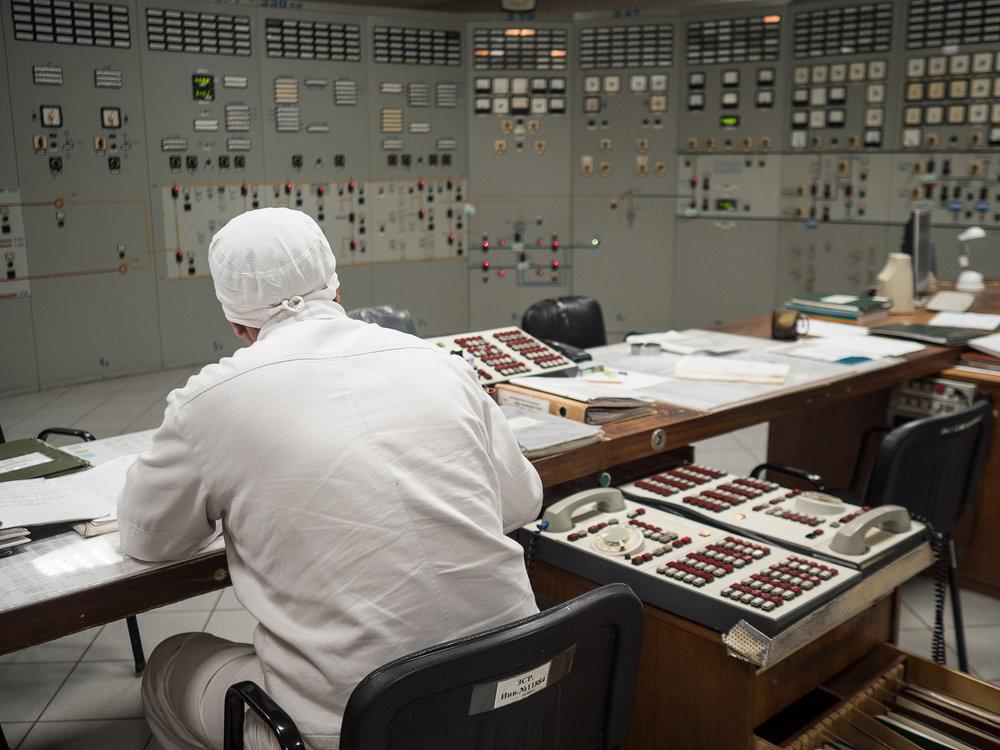 Foto: Eric Berger - AKW Tschernobyl