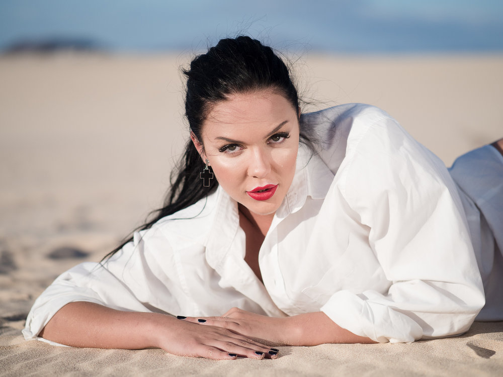 Olga Maria Beide by Eric Berger - Fuerteventura 2.11.2017 - OLYMPUS Zuiko PRO 45mm 1:1,2