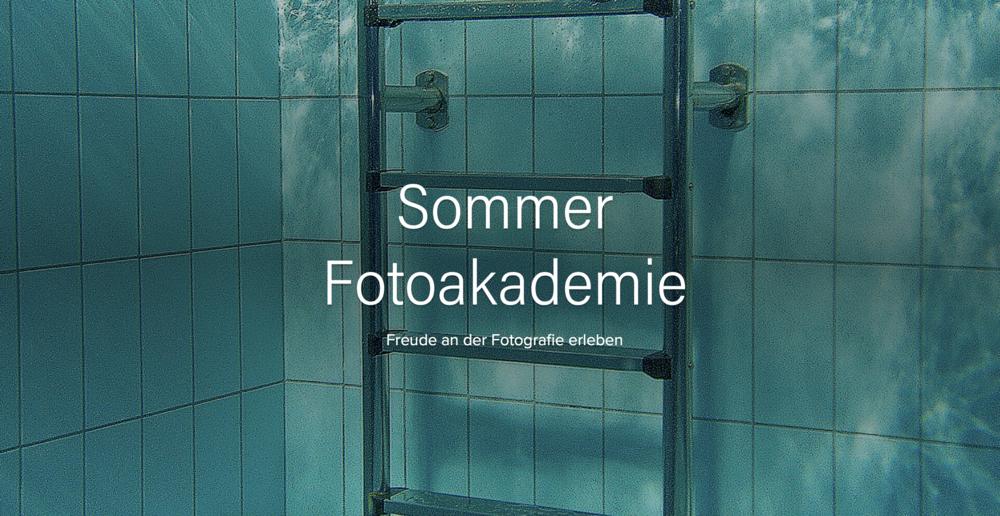 Sommerakademie Fotografie - LIK Akademie für Foto und Design