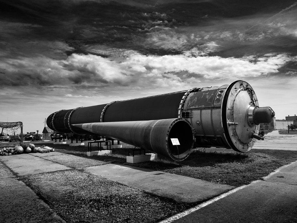 Taimen - Nuklearraketen Basis