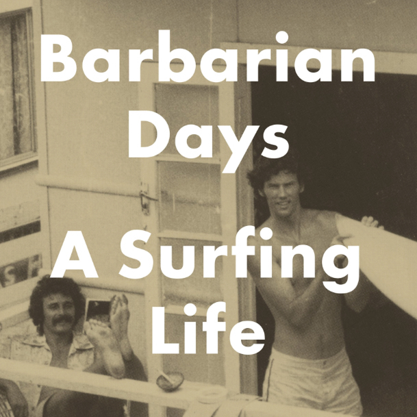 Barbarian Days: Book review by Dirk Brandts