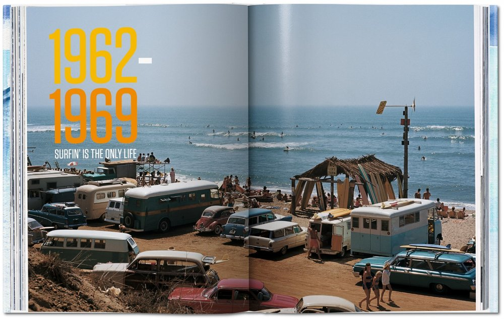 Surfing. 1778-2015. The giant-sized new book by Jim Heimann, published by Taschen.