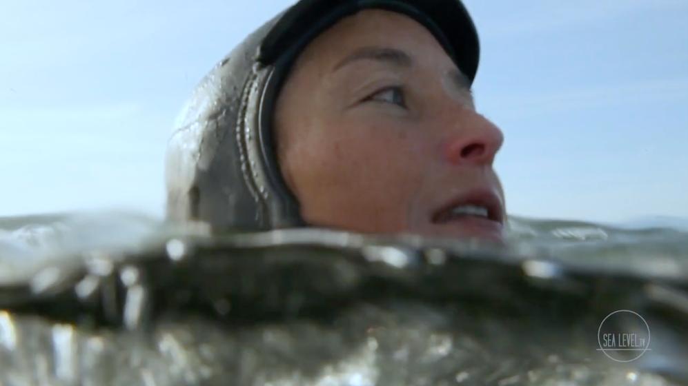 "Still taken from the SeaLevel TV short film, ""Inside the Mind of Sachi Cunningham"