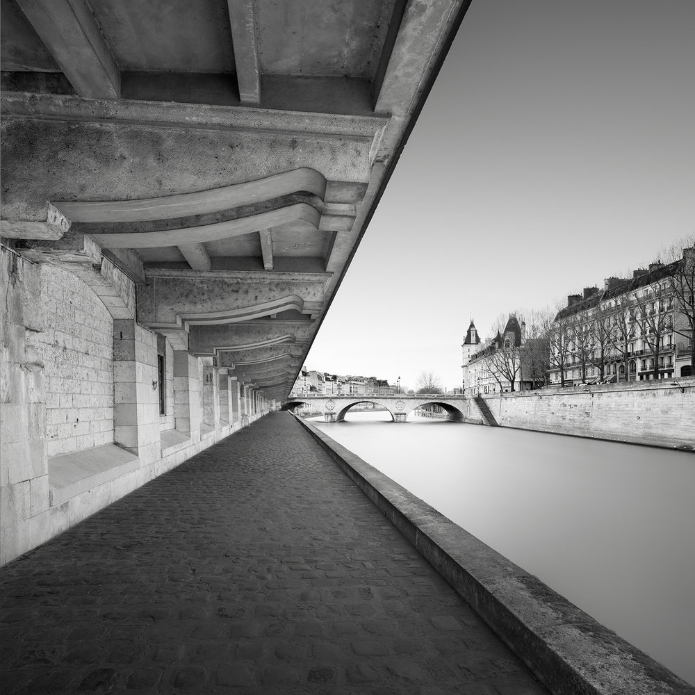 saint-michel - paris, france, 2016   LIMITED EDITION OF: 50  IMAGE SIZES AND PRICES (PRINT ONLY / FRAMED):  30x30 - £145 / £225 - £255  45x45 - £195 / £290 - £335  60X60 - £275 / £465 - £560