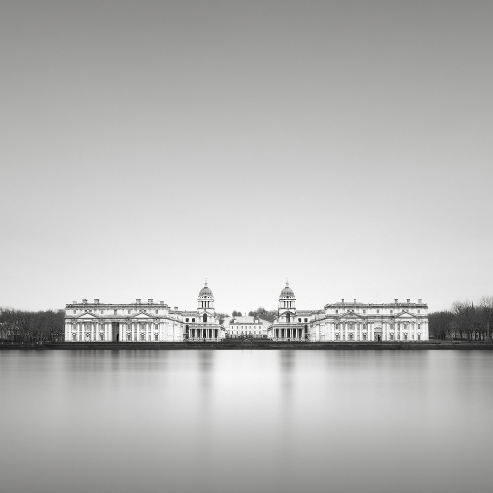 greenwich study #2 - greenwich, london, 2016   LIMITED EDITION OF: 50  IMAGE SIZES AND PRICES (PRINT ONLY / FRAMED):  30x30 - £145 / £225 - £255  45x45 - £195 / £290 - £335  60X60 - £275 / £465 - £560