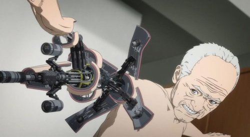 INUYASHIKI LAST HERO Anime TV Series