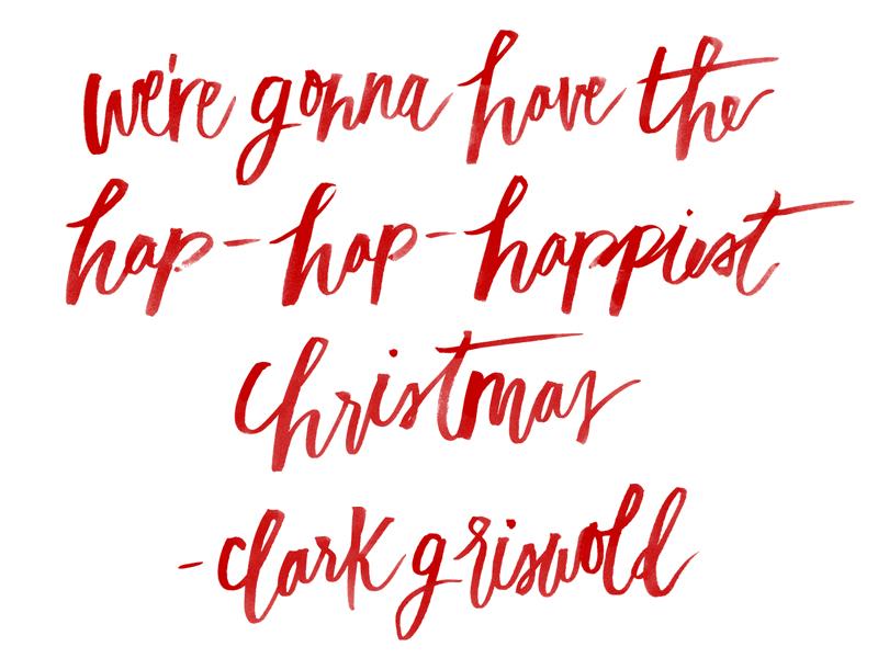 hap hap happiest christmas goodheart design - Hap Hap Happiest Christmas