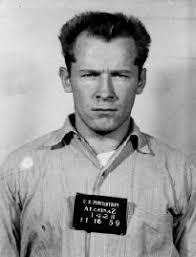 Cousin Scotty's welcome portrait from Alcatraz.