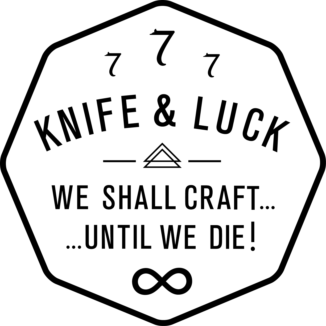 knife & luck