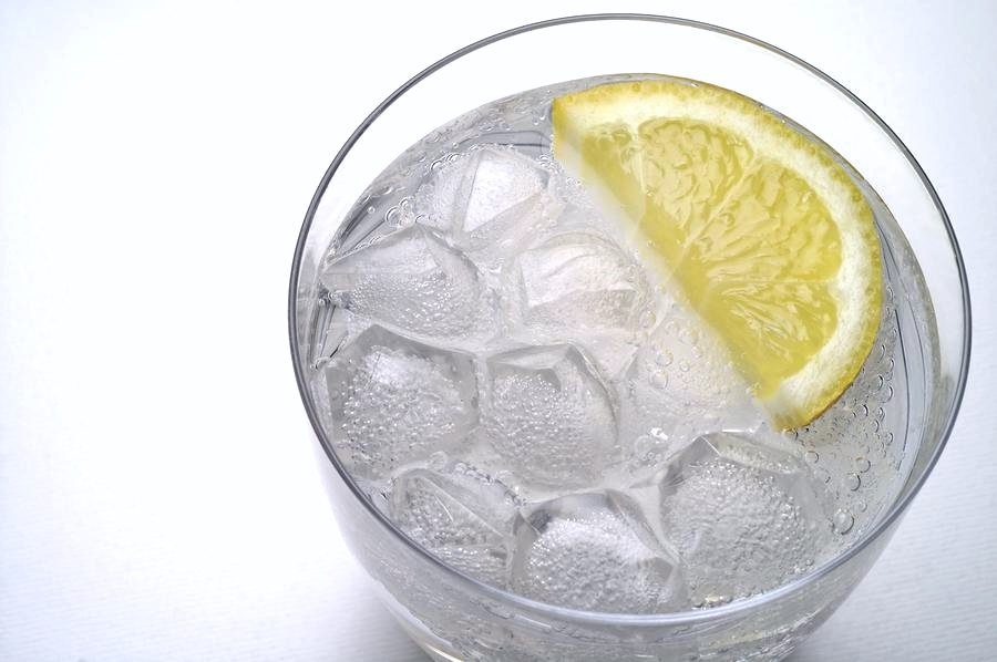 The eternal post-Scaries decision: do I be responsible and drink water with lemon, or do I be awesome and drink vodka with lemon?