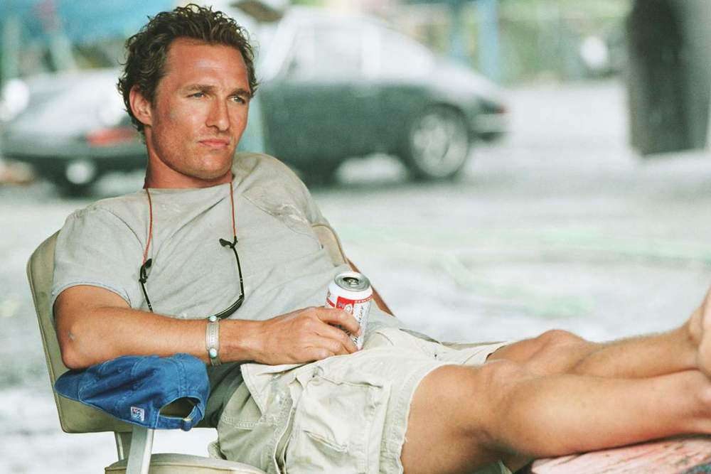 "McConaughey rocked a ""manchild"" vibe in Failure to Launch and he seemed to turn out just fine."