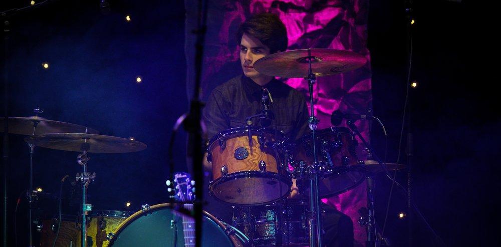 NOAH MATTHEW - drummer +percussionist