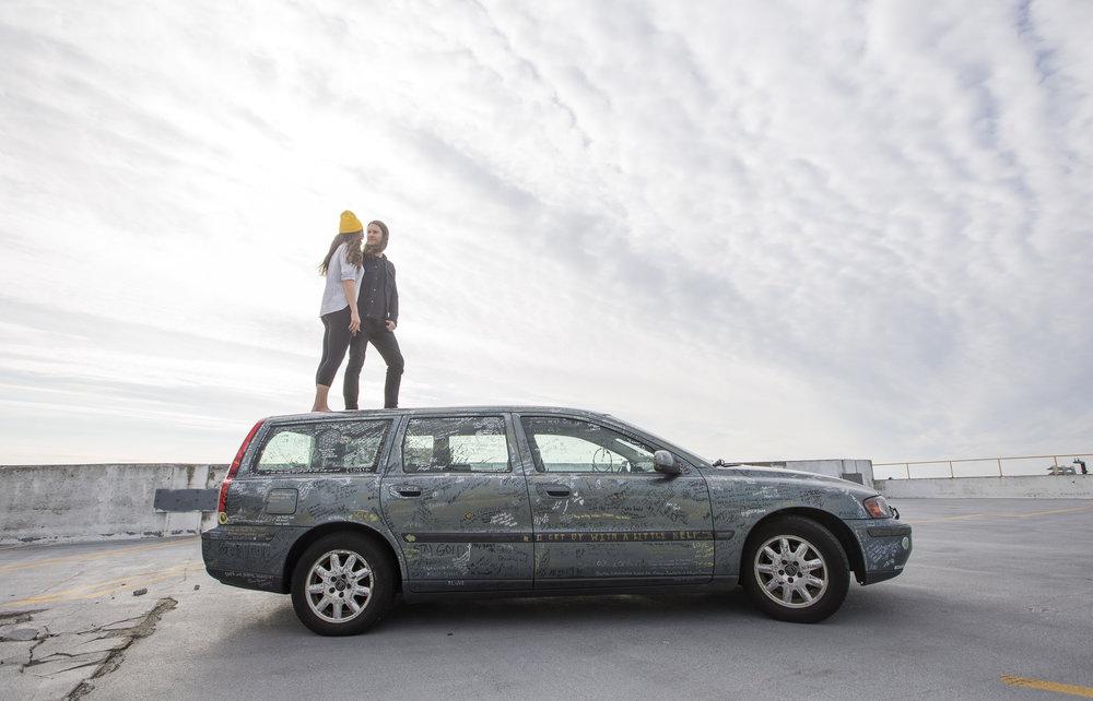 THE UNITY CAR AUCTION  -