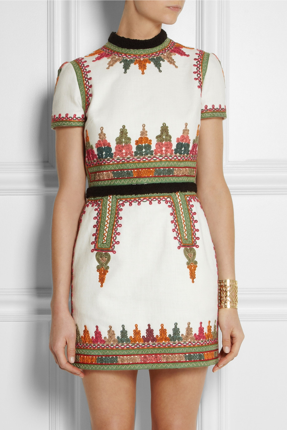 "total eye candy, file this one under ""trust fund shopping"". Valentino, price: don't ask"